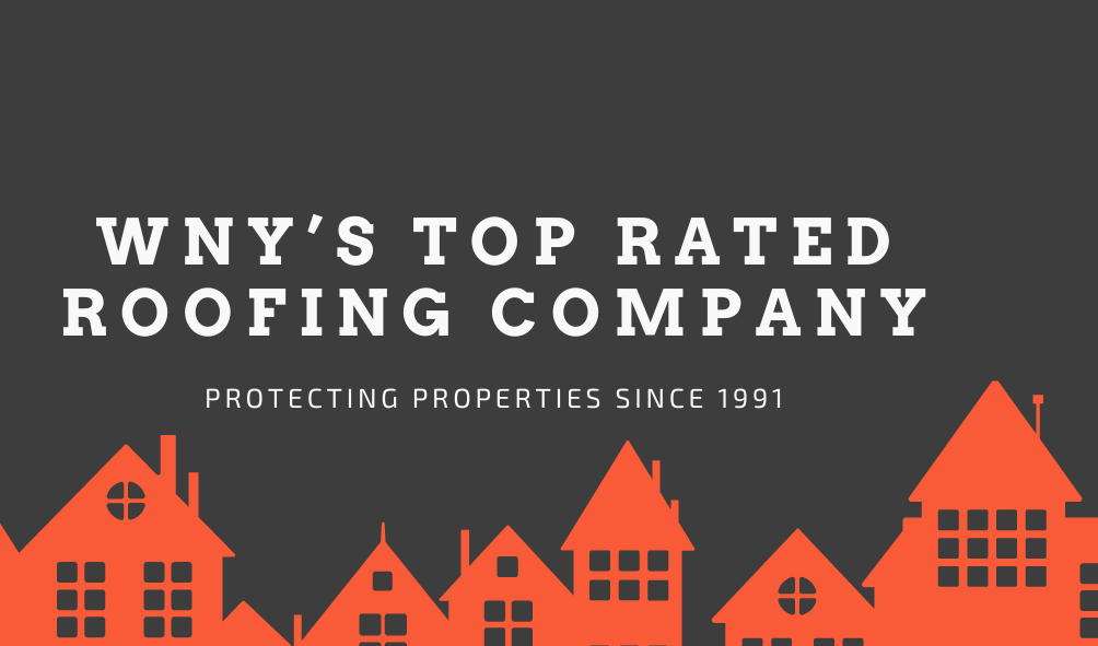 WNY's Top Rated Roofing Company